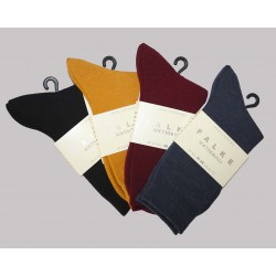 Носки женские из шерсти Falke Softmerino 47488