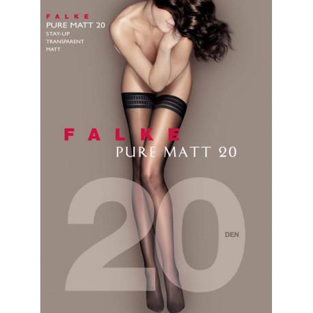 Чулки Falke Pure Matt 20 41513