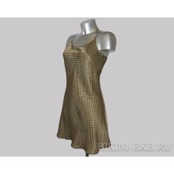 Шелковая ночная сорочка Oryades Viola 051912