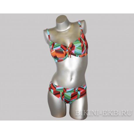 Раздельный купальник Cyell Portofino 020119-765 / Мягкая чашка