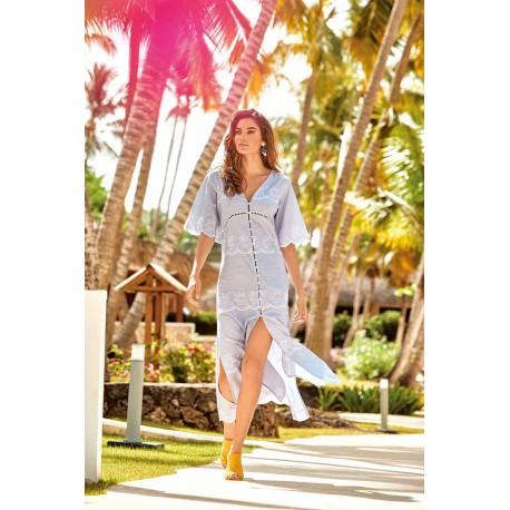 Длинное пляжное платье Iconique IC20-080