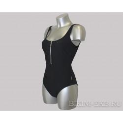 Спортивный слитный купальник Rosa Faia 7742 Черный
